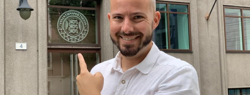 Christoph at Finantsinspektsioon